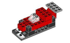 Random LEGO patterns