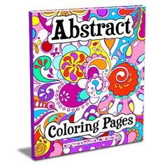 Abstract Coloring Pages — Art is Fun