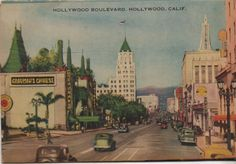 1940's Hollywood Hagins collection.