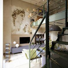Awe Inspiring Hudson River Apartment | F U T U R I S M | Pinterest | Hudson  River, Apartments And Square Feet