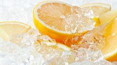 Sweet home : Te veel ei külmutagi sidrunit, aga asjata! Lemon Slice, Lemon Recipes, Grapefruit, Frozen, Lime, Orange, Healthy, Food, Images