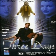 Three Days - It's unfortunate that this movie has not been available in DVD format in the US