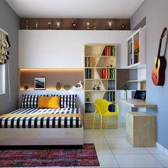 Bedroom Cupboard Designs, Wardrobe Design Bedroom, Bedroom Closet Design, Bedroom Furniture Design, Small Room Bedroom, Home Decor Bedroom, Tiny Bedrooms, Bedroom Interior Design, Teen Bedroom
