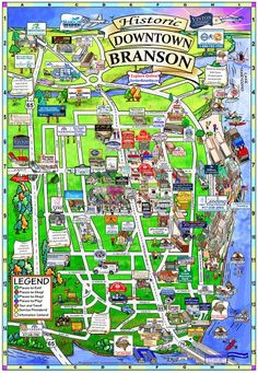 287 Best Branson Missouri images