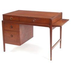 John Van Koert Drexel desk (1957).