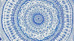 Resultado de imagen para blue flowers tumblr