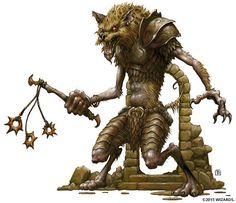 Yeenoghu: Demon Prince of Gnolls | Dungeons & Dragons