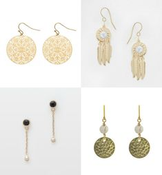 Nina Proudman earrings: get the look with these budget buys.