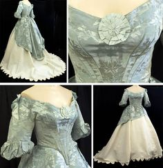 This will be Betsy's first dress.