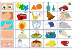 Five Senses Preschool, Body Preschool, Senses Activities, Fall Preschool Activities, Preschool Writing, Autism Activities, Kindergarten Science, Free Preschool, Preschool Worksheets