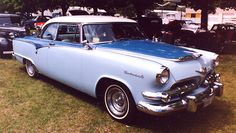1955 Dodge Coronet 2 Door Maintenance/restoration of old/vintage vehicles: the material for new cogs/casters/gears/pads could be cast polyamide which I (Cast polyamide) can produce. My contact: tatjana.alic@windowslive.com