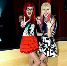 Roxy and Fausta !!! #violetta3.