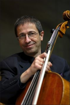 Vito Paternoster (1957) is an Italian cellist who served as principal cellist for I Musici. He is the 1st cellist to record the Bach Sonatas and Partita's for Solo Cello (orig. violin), after locating a  transcription next to Bach's own manuscript of the violin pieces. He also recorded Inzaffirio, a distillation of the preludes from Bach's Cello Suites - following each prelude is an arrangement for soprano, solo cello, and string orchestra. He teaches at the Bari Conservatory.