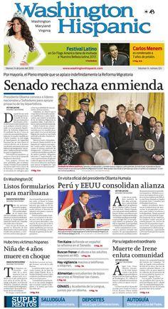 Edición impresa del 14 de Junio de 2013: http://washingtonhispanic.com/index.php?mod=historico=292
