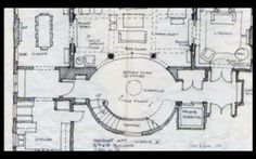 Gossip Girl - Home Blair Waldorf - Floorplan