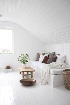 Summer cottage style