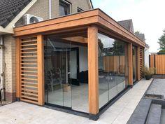 Outdoor Pergola, Backyard Pergola, Backyard Landscaping, Outdoor Decor, Rooftop Terrace Design, Backyard Patio Designs, Wooden Garden, Pool Houses, Inspireren