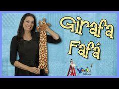 A Girafa sem sono - Varal de Histórias - YouTube