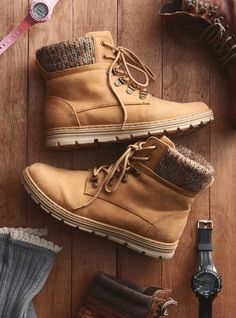 Find hiking boots that will go the distance with you. Featured products include: SONOMA Goods for Life women's hiking boots. Find your fit with Kohl's.