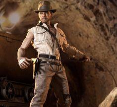 déguisement années 80 pour homme - pantalon, blouson et chapeau inspirés par le film Indiana Jones