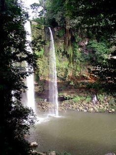 Cascada Misol-ha  Chiapas