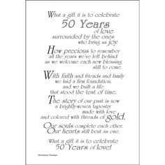 50th wedding anniversary magnificent 50th wedding anniversary poem wedding definition ideas