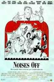 Noises Off. John Ritter and Christopher Reeve are hilarious.