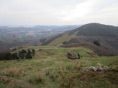 https://flic.kr/p/DWsmGc | Donostia y monte Onddi desde el monte Arlegor.