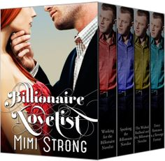 Typist - Billionaire Novelist: Complete Series  by Mimi Strong ($1.20) http://www.amazon.com/exec/obidos/ASIN/B00BL1G4CA/hpb2-20/ASIN/B00BL1G4CA I had hard time putting it down I just wanted to keep reading to see wants going to happen next. - It was hot and steamy but it had romance and love mixed in!! - Although the story line was a bit farfetched this is a well written novel.