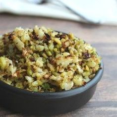 "Roasted Cauliflower ""Rice"" - Allrecipes.com"