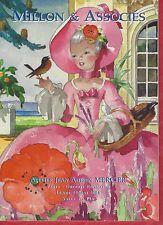 Catalogue vente PUBLICITE CINEMA AFFICHE Atelier JEAN ADRIEN MERCIER 2006