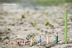 Caritas Kontaktladen - Annual Report by moodley brand identity, via Behance