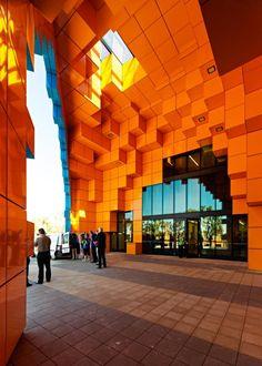 Спортивный комплекс в Австралии | АрхОбзор.ру — блог про архитектуру
