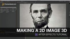 Ae tutorials and quick tips Video Tutorial: Making a Image in After Effects. We'll use the displacement map to give pictures a look in After Effects. Adobe After Effects Tutorials, Effects Photoshop, Video Effects, Photoshop Actions, Cinema 4d Tutorial, Animation Tutorial, Motion Design, Photo 3d, 3d Cinema