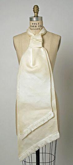 Necktie Jacques Fath - 1955, silk