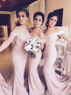 off shoulder bridesmaid dress,long bridesmaid dress,mermaid bridesmaid dress,elegant bridesmaid dress,BD2632