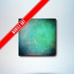 Acrylglas-Fotoabzug 15x15cm, green_2012
