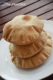 Gyros Pita, Naan, Apple Pie, Hamburger, Food And Drink, Bread, Breakfast, Blog, Recipes