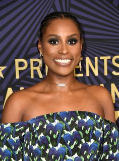Issa Rae in Lisa Folawiyo at the BET American Black Film Festival Honors: IN or OUT? | Tom + Lorenzo
