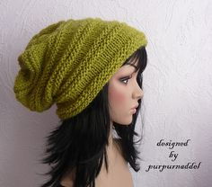 love the shape and colour - must knit ASAP!