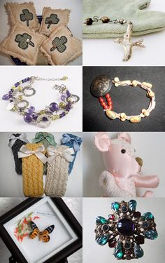 """Craft Party Ideas"" by ChainsCharms--Pinned with TreasuryPin.com"