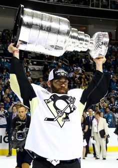 2016 Stanley Cup Champion - Pascal Dupuis. Despite stepping away from the game of hockey due to medical conditions roughly halfway through the season, Dupuis continued to remain with the team on a day-to-day basis and now has lifted the Stanley Cup for the second time in his career.