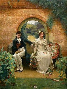 Married by Walter Dendy Sadler (English 1854-1923)