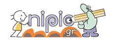 nipiο.gr - ιστοχώρος που προσφέρει δωρεάν παιδαγωγικό υλικό για το νηπιαγωγείο Learn Greek, Greek Alphabet, Always Learning, Letter Writing, Worksheets, Free Printables, Homeschooling Resources, Classroom, Teacher