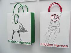 Hidden Hero's Science Museum bags PD