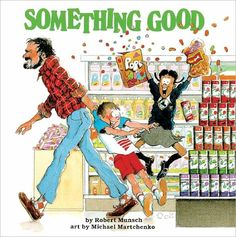 Something Good - a good book for identifying basic wants and needs. Great for younger students.