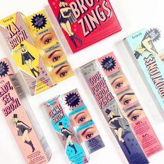 Endelig på lager🙌🏻 Stort utvalg brynsminke fra bestselgeren benefit💛💜 Link i bio👉🏻 #iglowno #beauty #makeup #benefit #brows…