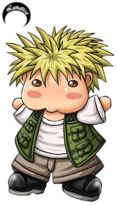 Render Get backers Amano Ginji chibi - Animes et Manga - PNG image ...