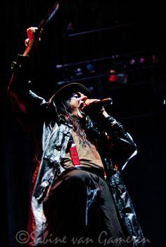 Avatar concert at Ziggo Dome, Amsterdam - http://tempelores.com/?p=8009