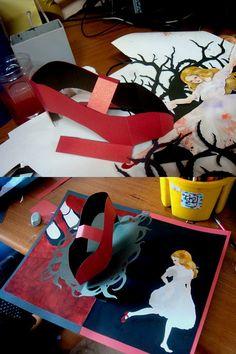 https://www.behance.net/gallery/21286947/The-Red-Shoes-